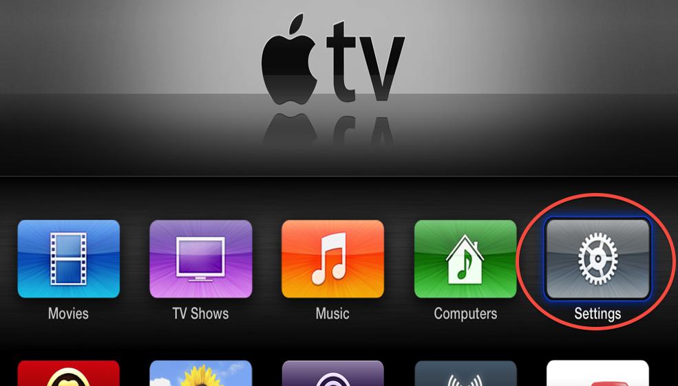 tv network set ip address manually
