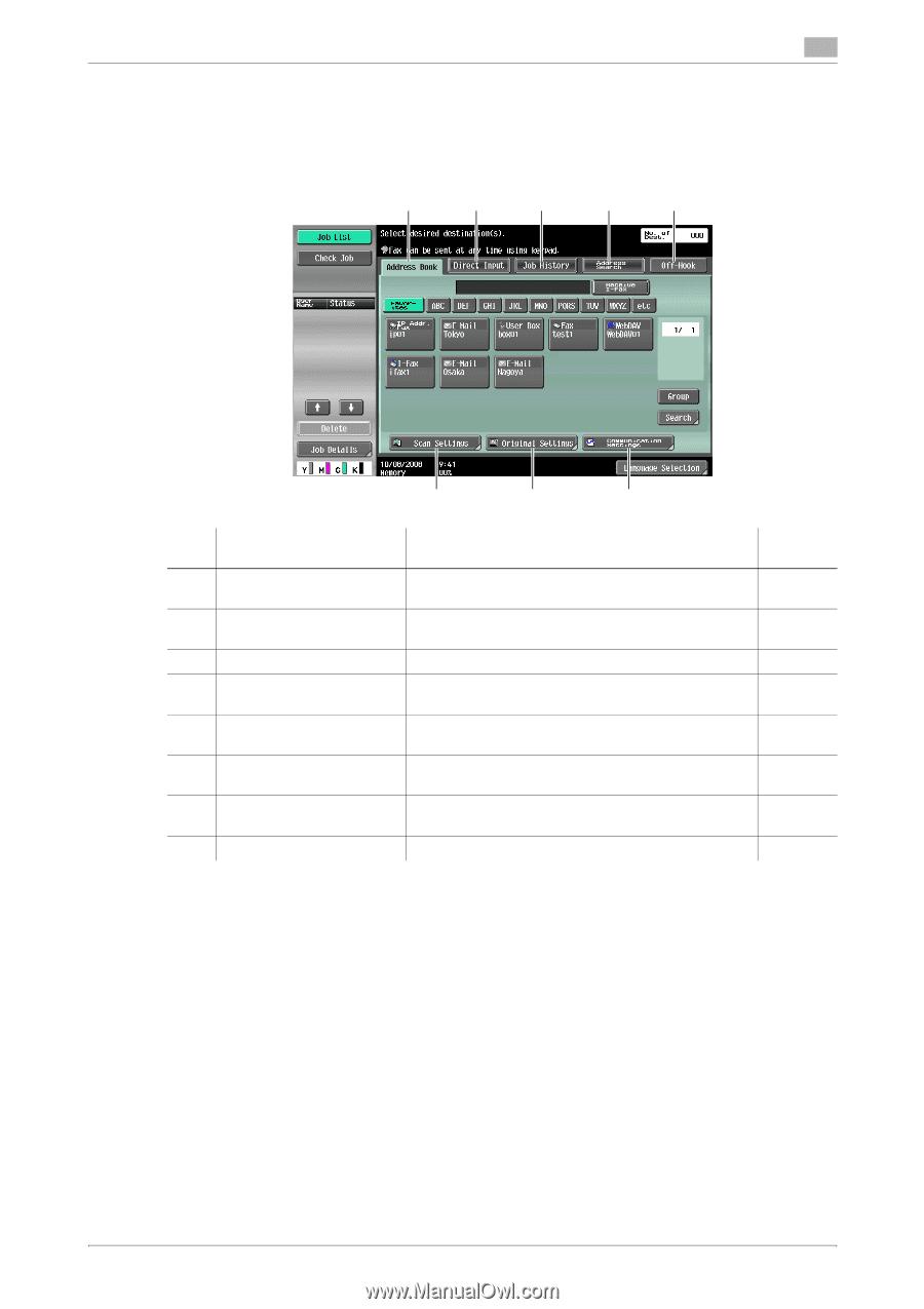 konica minolta bizhub c35 fax manual
