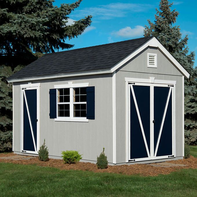 costco lifetime 8x10 shed manual