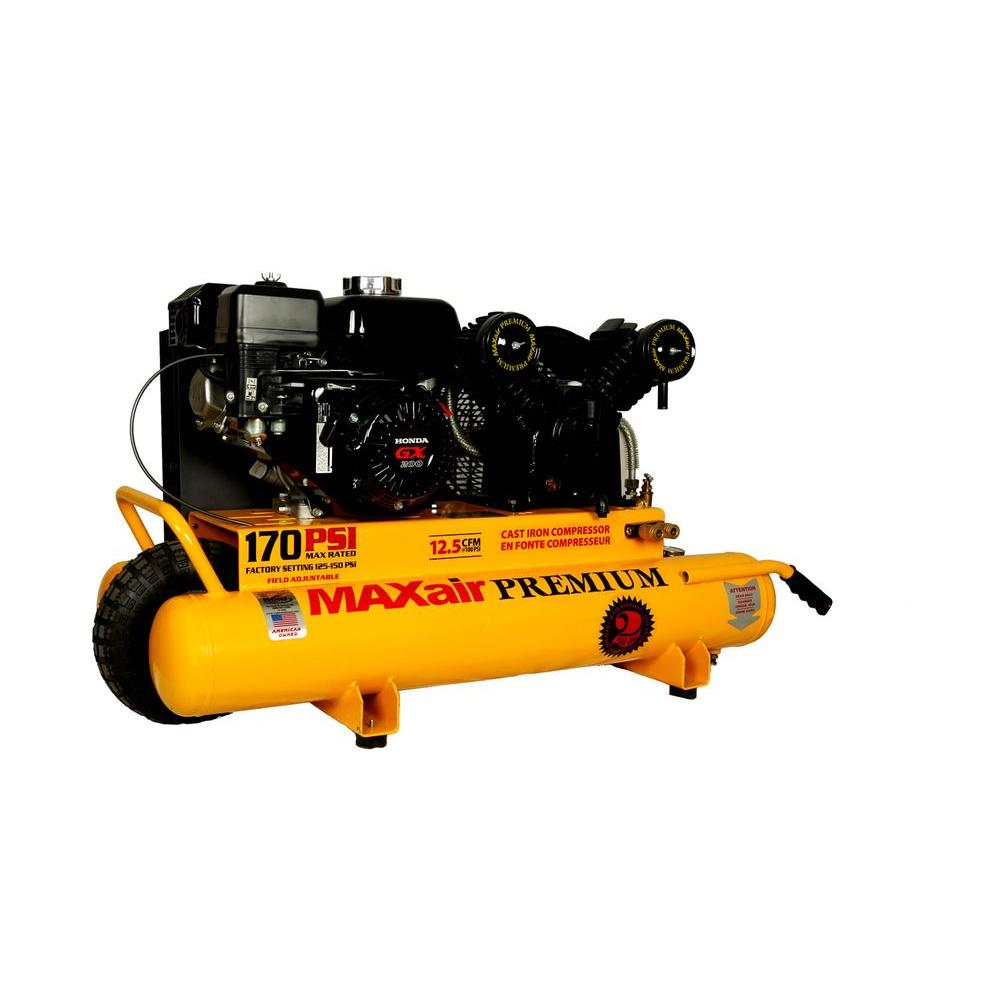 maxair premium air compressor manual