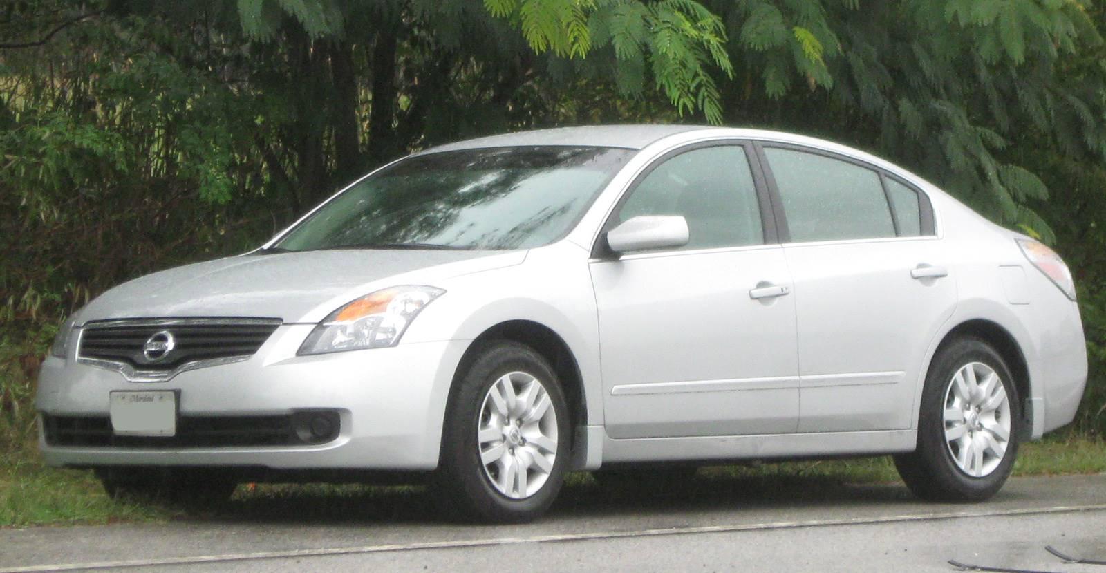 2007 nissan altima car manual