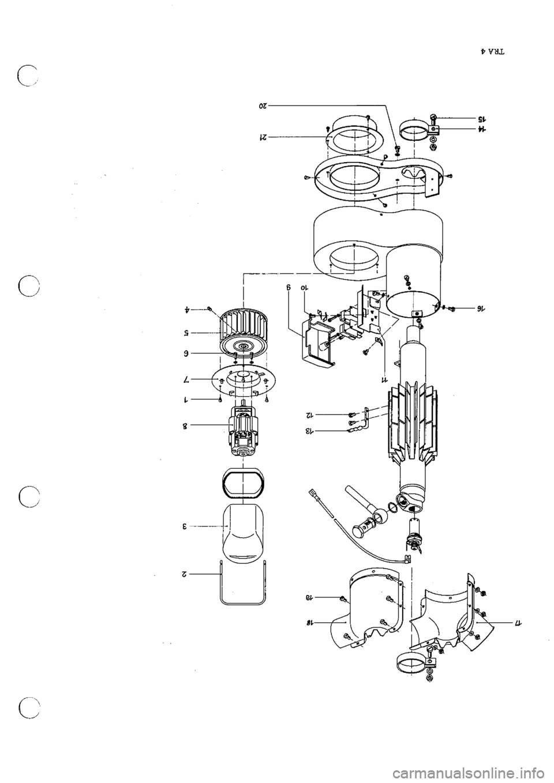 1970 car preliminary shop manual