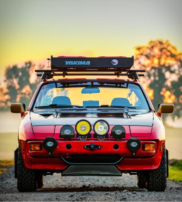 1987 porsche 924s shop manual