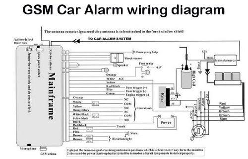 black widow alarm installation manual