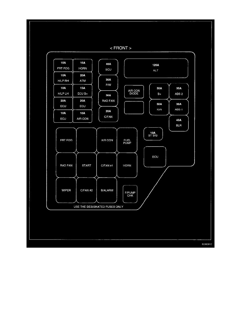 2003 hyundai santa fe v6 2wd with optional manual