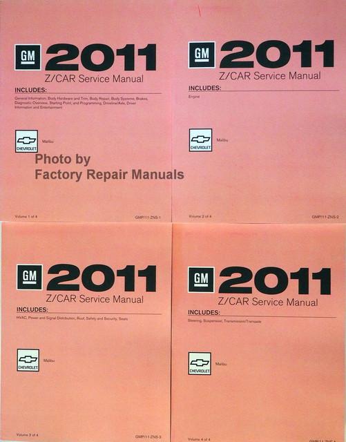 2004 chevy malibu service manual