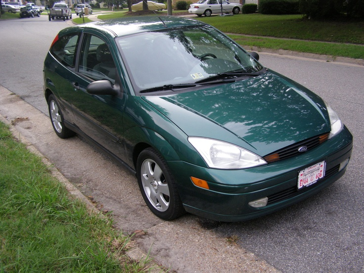 2004 ford focus zx3 manual
