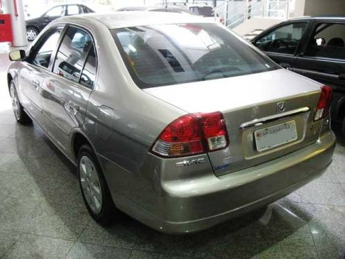 2004 honda civic ex manual sedan