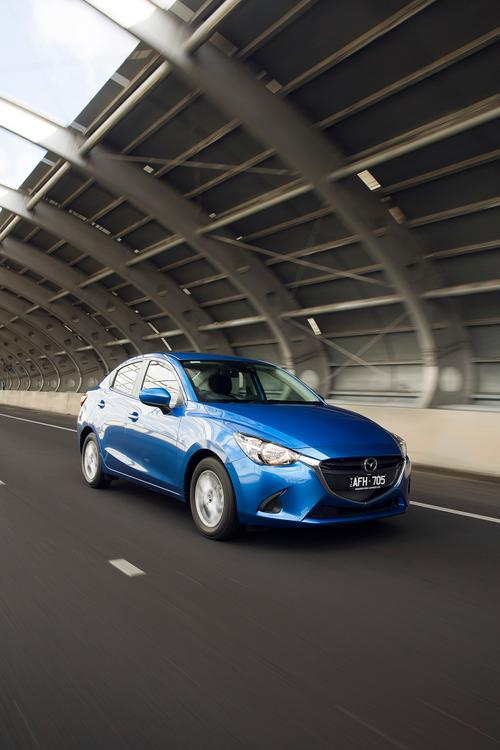 2008 mazda 2 neo manual review