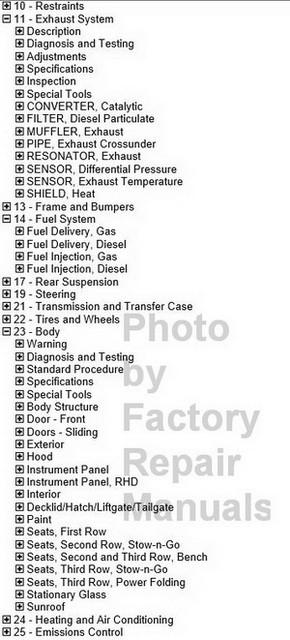 2011 grand caravan service manual