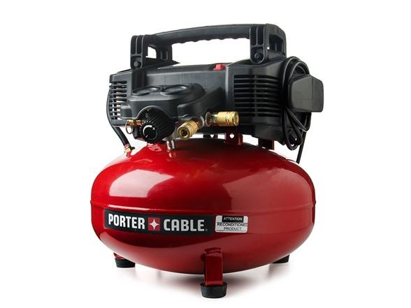 porter cable 150 psi pancake compressor manual