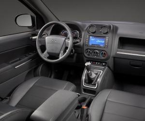 2008 jeep compass sport 2.4 l manual suv