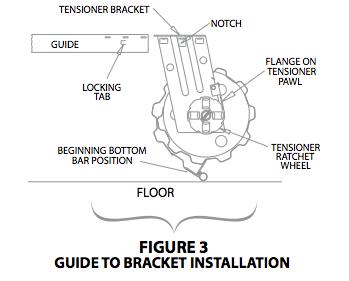 pentagon roll up doors installation manual