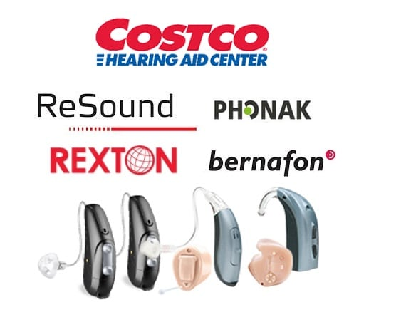 costco premium hearing aids manual