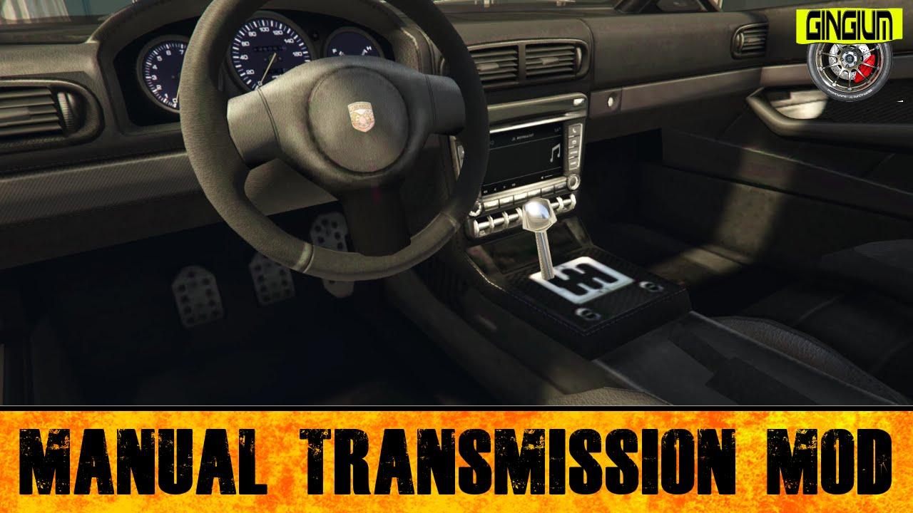 manual transmission mod for sale