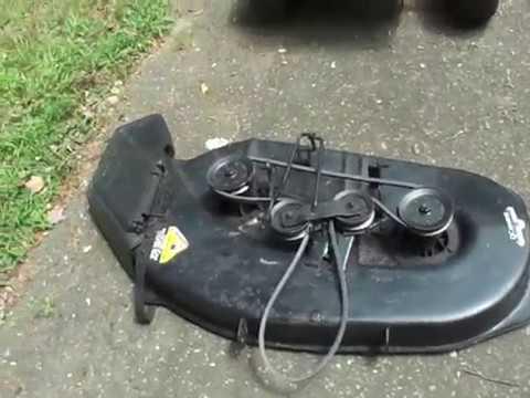 turf trac 12.5 38 mower manual