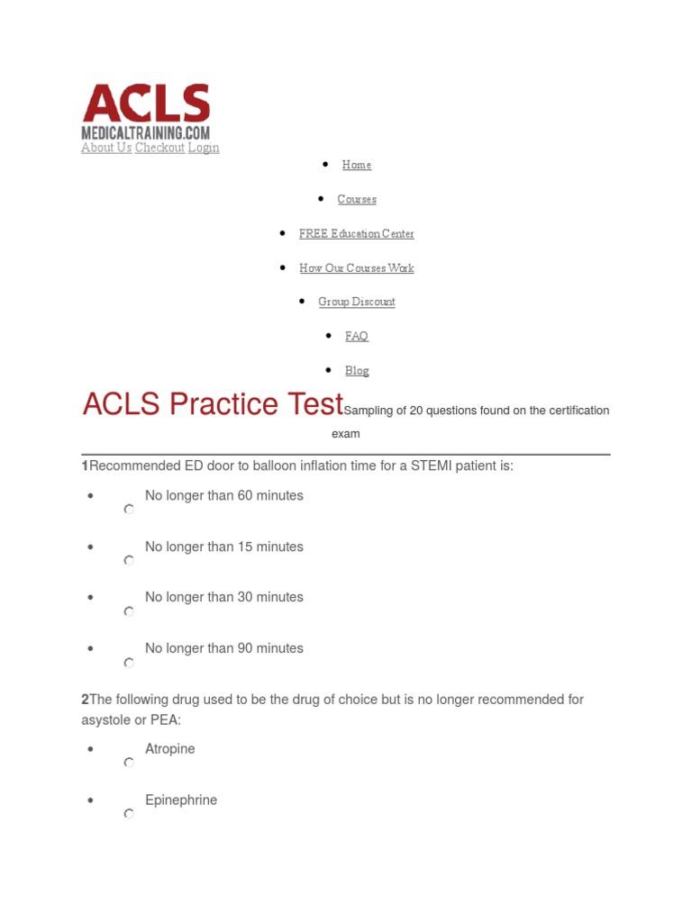 acls manual 2015 pdf free download
