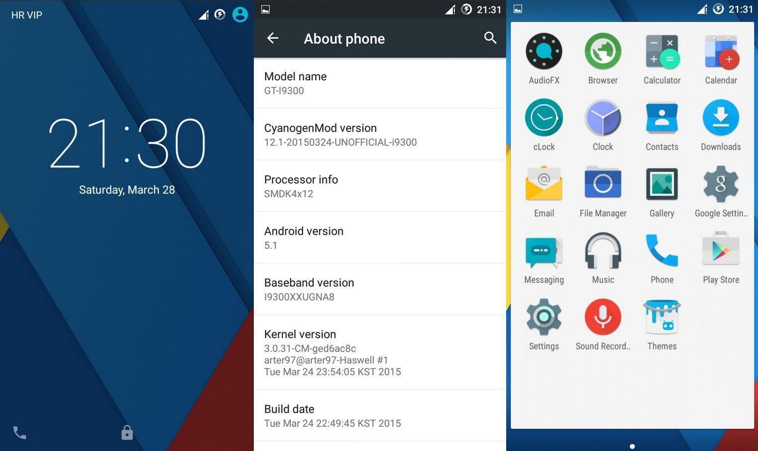 how to upgrade to android 5.1 manually