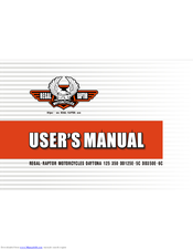 regal raptor 350 workshop manual