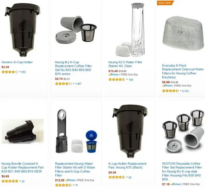 keurig single cup coffee maker b60 manual