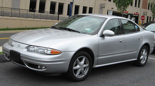2003 oldsmobile alero shop manual