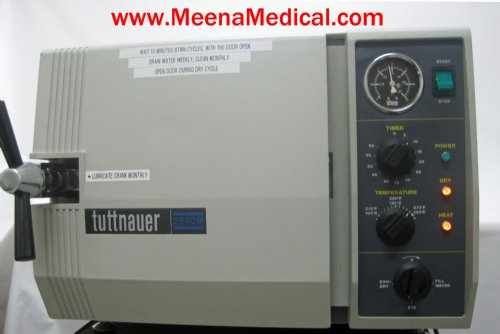 pelton and crane autoclave delta xl 10 manual