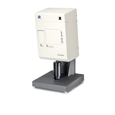 konica minolta spectrophotometer cm-2600d manual