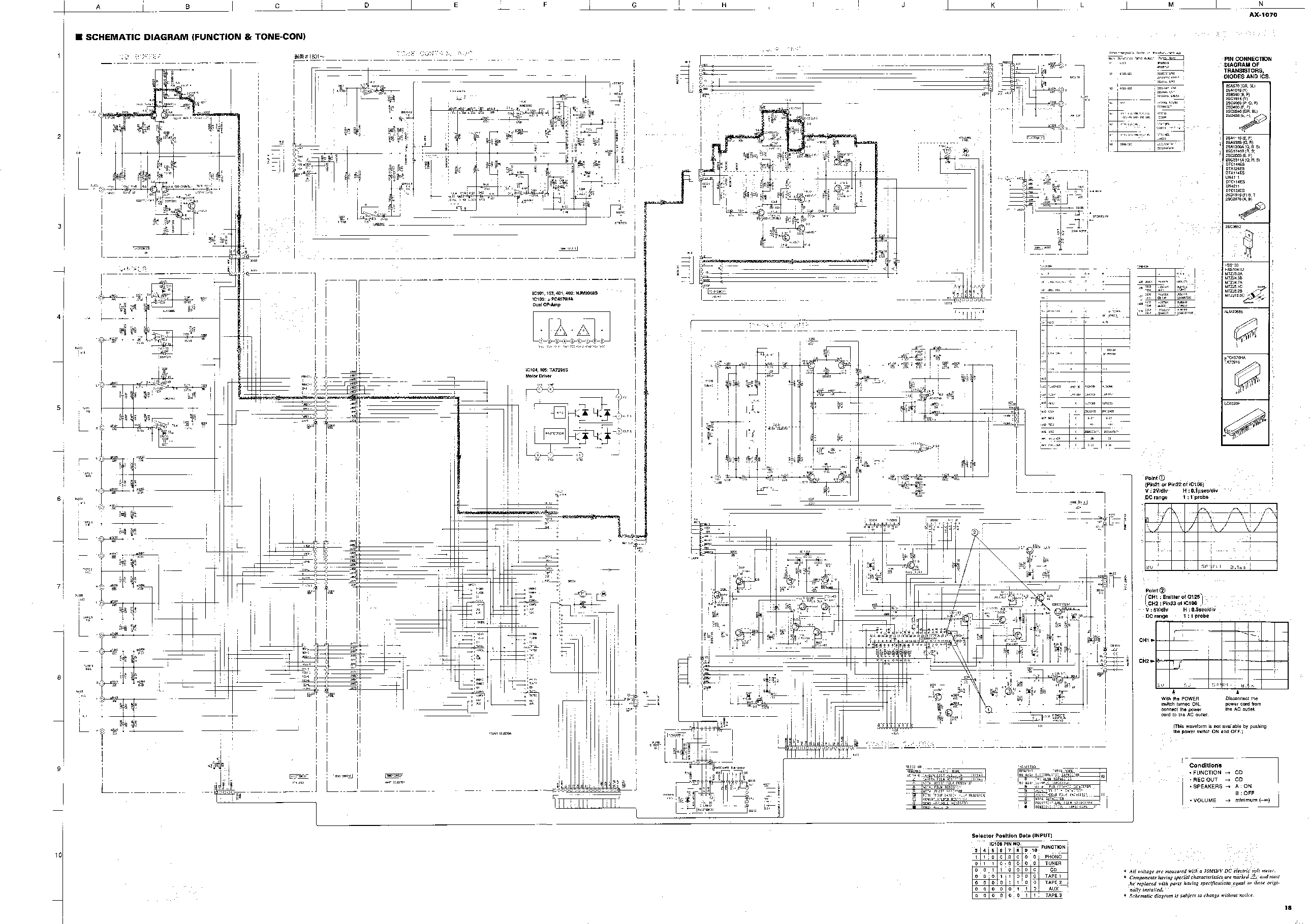 yamaha ax-592 service manual pdf