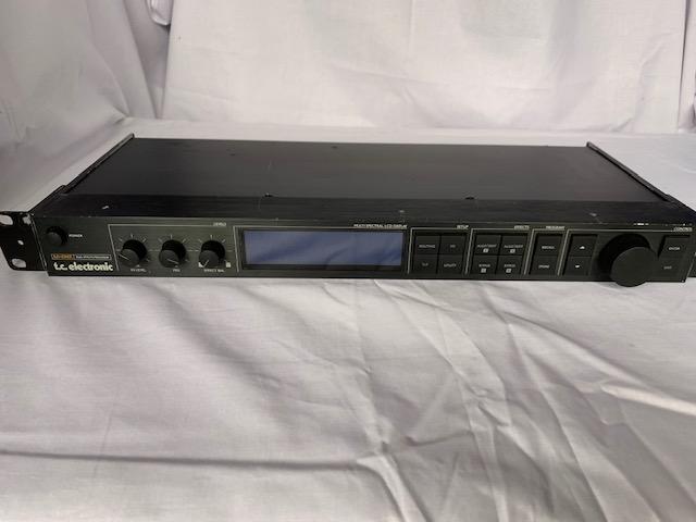 tc electronic m1 xl manual