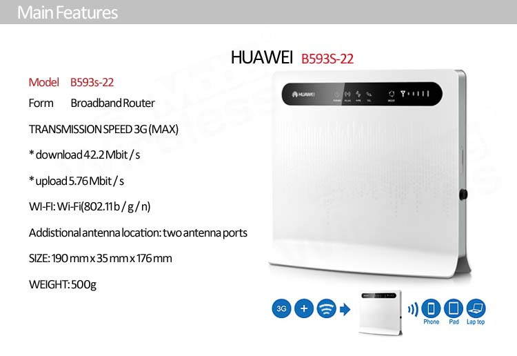 huawei b315 lte router manual