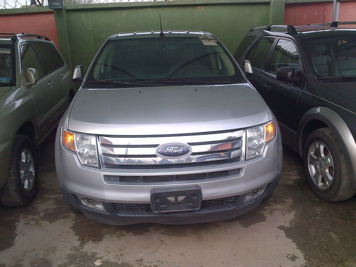 2010 ford edge sel radio manual