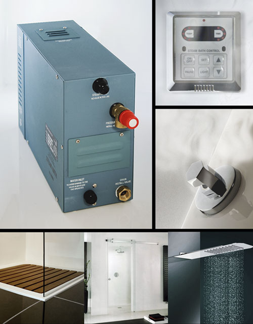 vogt luxurious shower systems installation manual