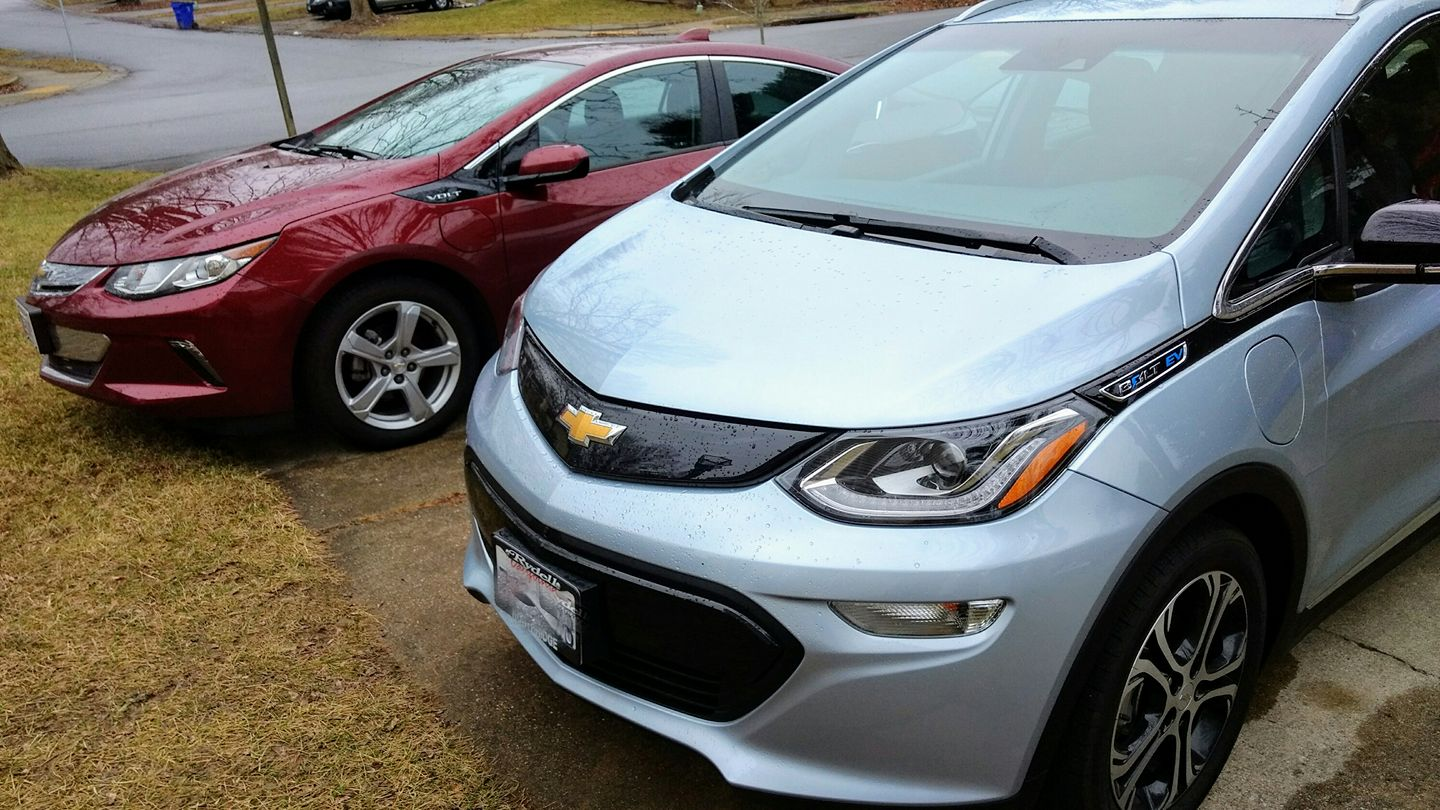 chevy bolt 2017 owners manual