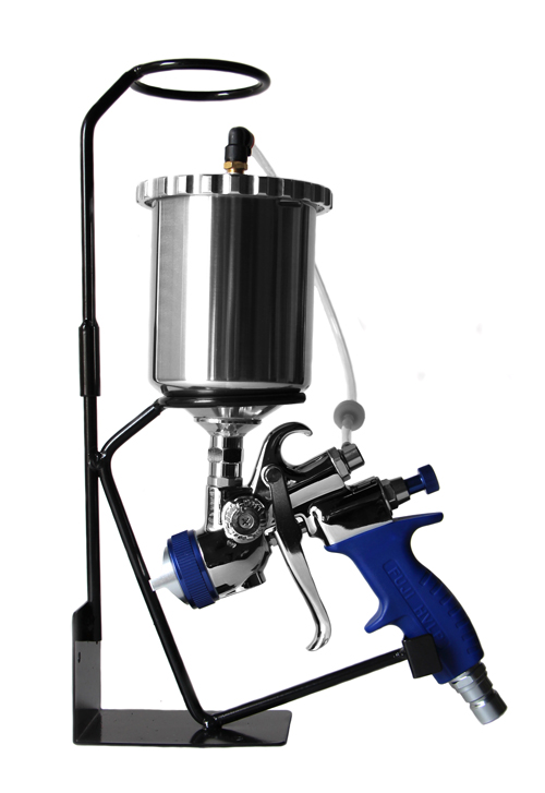 mastercraft hvlp air gravity spray gun manual