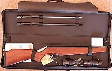 beeman 500 series air rifle owners manual
