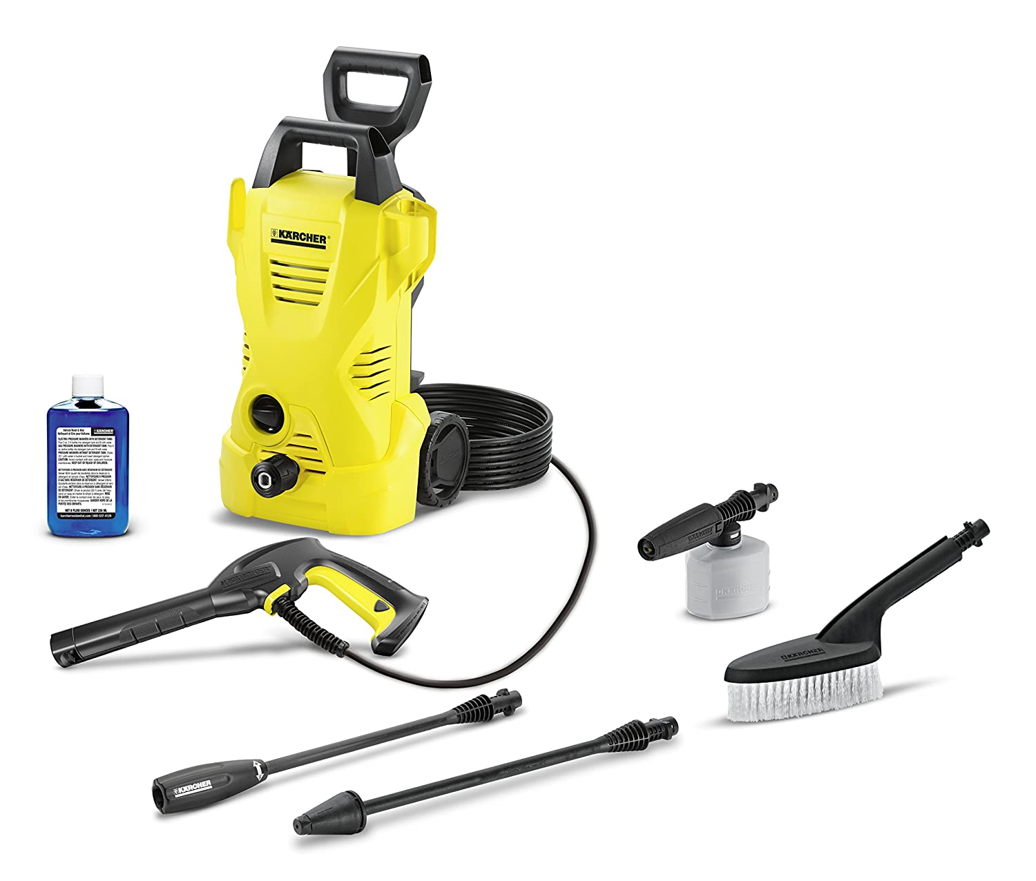 k3 karcher pressure washer manual