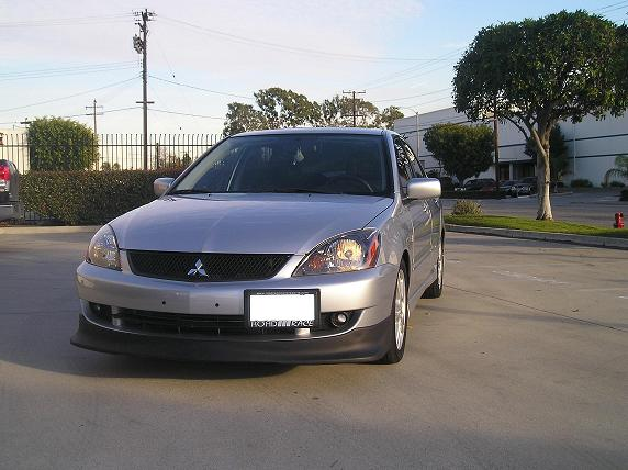 2005 lancer ralliart manual transmission