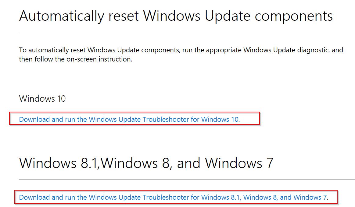 windows 7 windows update manual reset