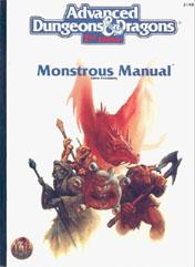 adnd montrous manual 3.5