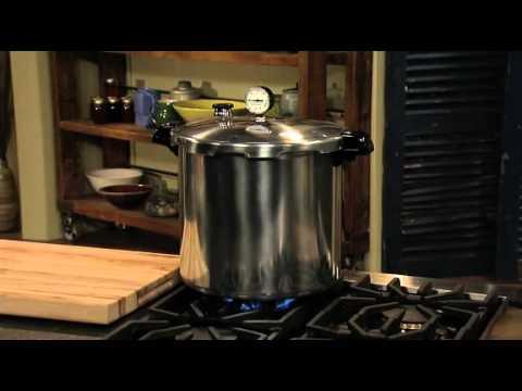 presto 23 qt pressure cooker canner manual