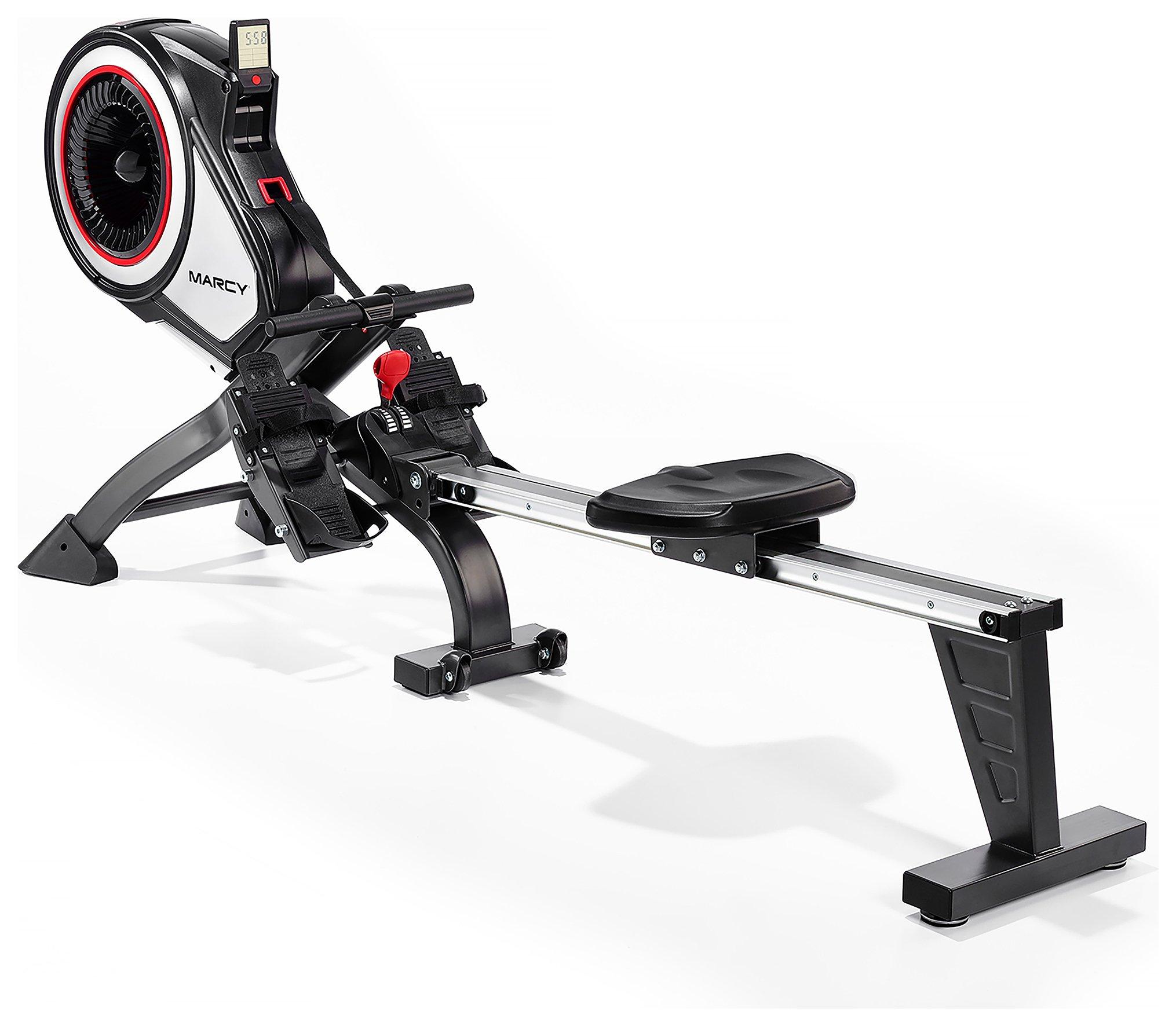 roger black air rowing machine manual