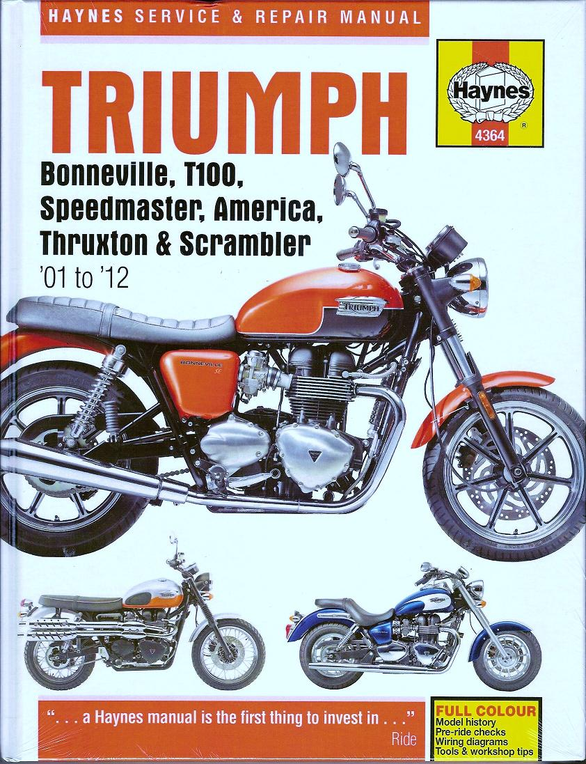 2014 triumph thunderbird 1700 shop service manual