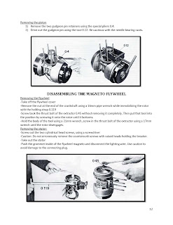 peugeot 103 moped service manual
