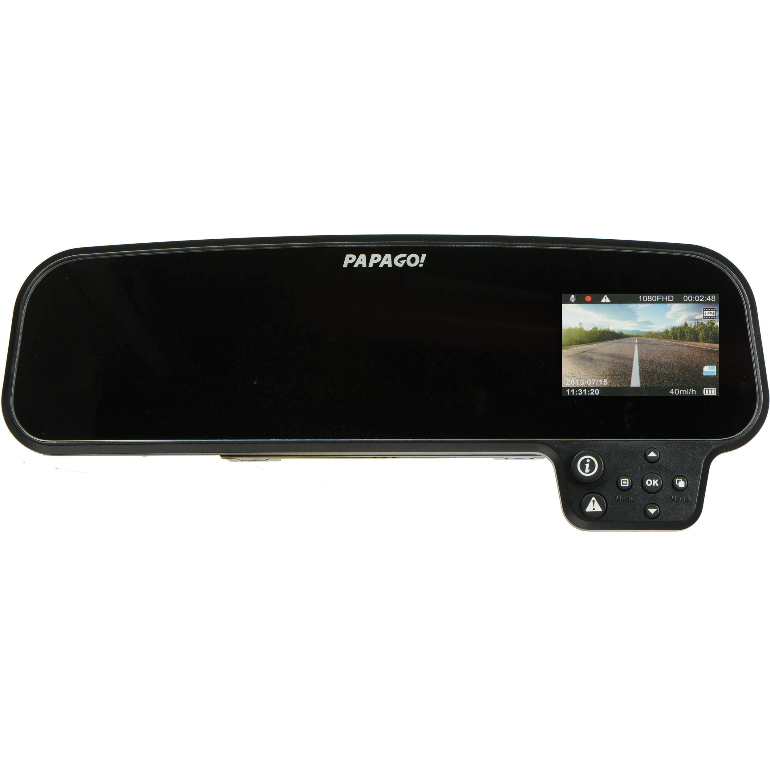 tft rear view backup camera manual