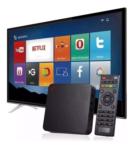 manual for ott tv box 4k
