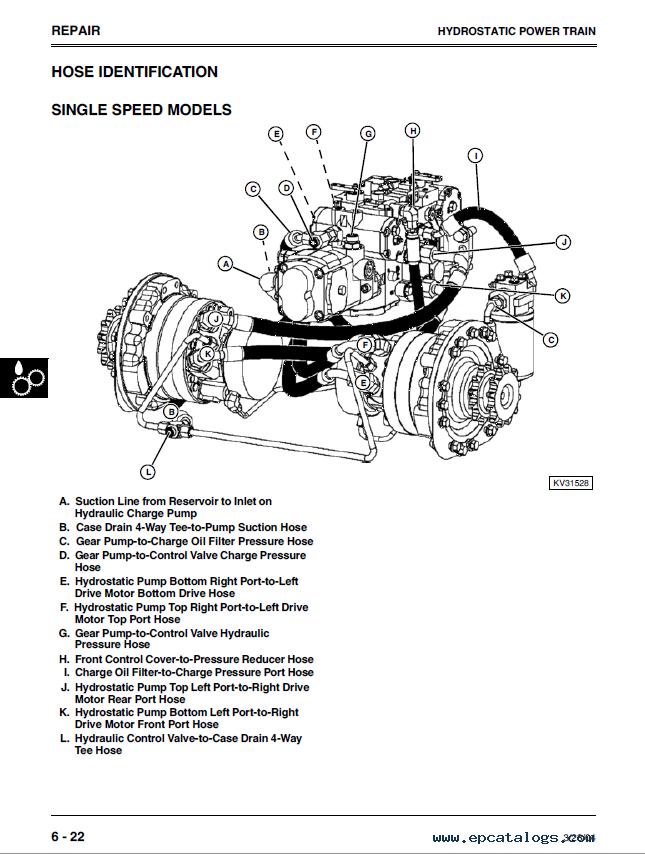 john deere 320 skid steer technical manual