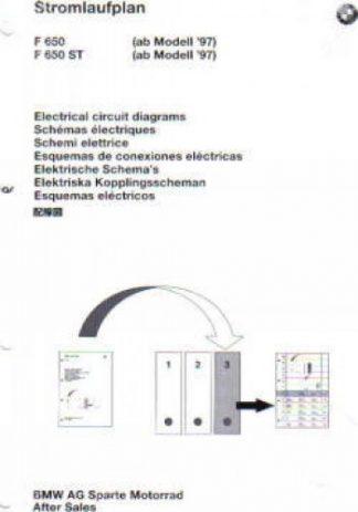 2009 bmw f650gs service manual