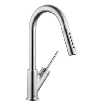 danze terrazzo single handle pull-down kitchen faucet manual
