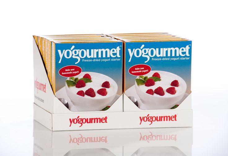 yogourmet multi electric yogurt maker manual