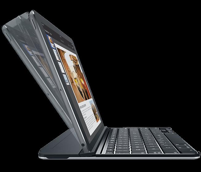 logitech ultrathin keyboard ipad air 2 manual